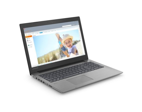 Lenovo Notebook IdeaPad 330-15IKBR 81DE01U2PB W10Home i3-8130U/4GB/1TB/AMD Radeon M530 2GB/15.6 Onyx Black/2YRS CI