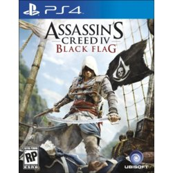 UbiSoft Assassins Creed IV Black Flag PS4 PL