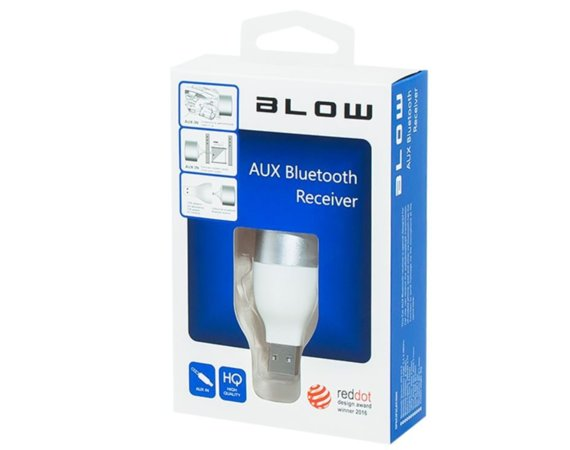 BLOW Adapter/Transmiter Bluetooth USB-AUX IN