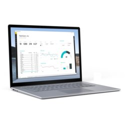 Microsoft Surface Laptop 3 Win10Pro i5-1035G7/8GB/128GB/15 Commercial Platinum PLT-00008