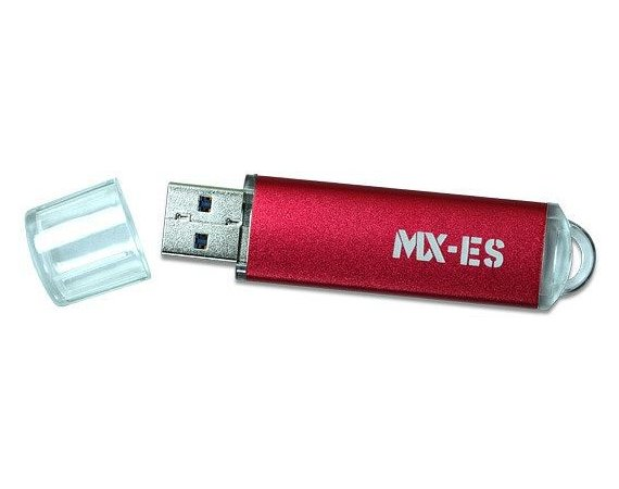 Mach Xtreme ES 16GB USB3.0 160/160 MB/s aluminium - Red SLC