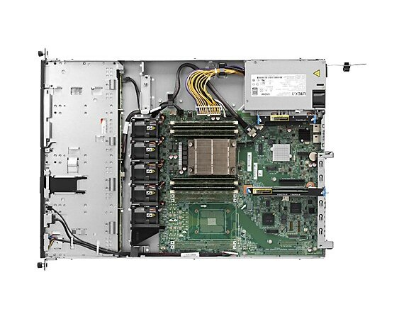 Hewlett Packard Enterprise DL120 Gen9/4LFF/E5-2603v4/8GB/B140i/DVD-RW/2x1Gb/550W/3-1-1 839302-425