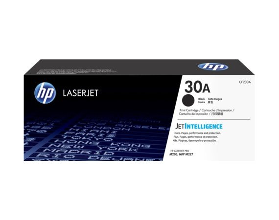 HP Inc. Toner 30A Black 1.6k CF230A