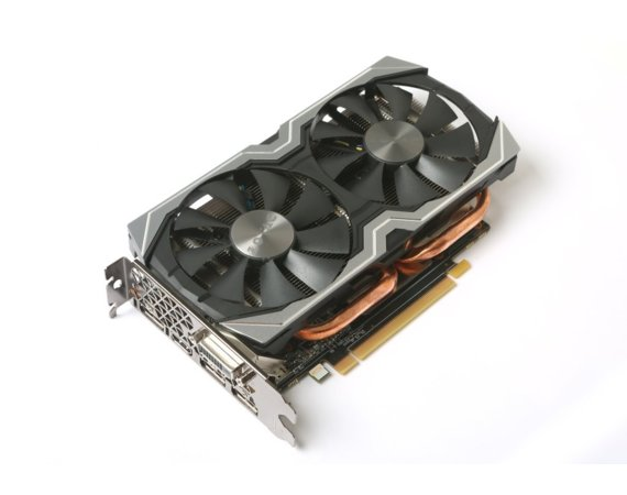 ZOTAC GeForce GTX 1060 AMP! 6GB GDDR5 192BIT 3DP/HDMI/DVI