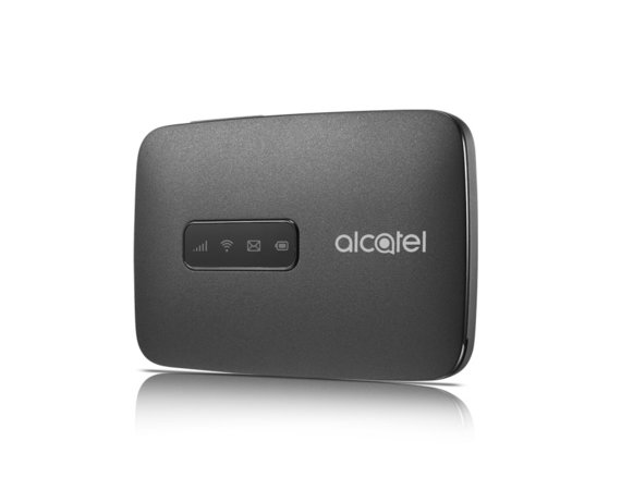 Alcatel  Router LINK ZONE 4G LTE BLACK