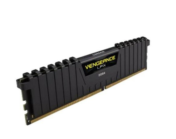 Corsair Pamięć DDR4 Vengeance LPX 16GB/3600(1*16GB) Czarna CL18 Ryzen kit