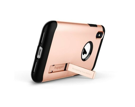 SPIGEN SGP  Slim Armor Blush Gold etui iPhone X