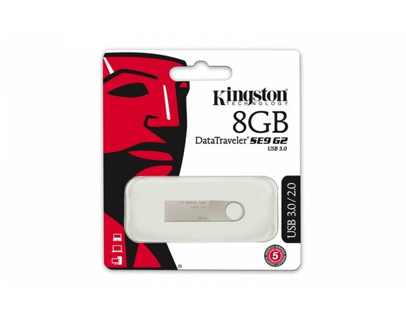 Kingston Data Traveler DTSE9G2 8GB USB3.0
