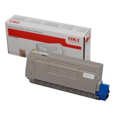 OKI Toner do C710 / C711 YELLOW (11.5k)           44318605