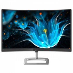 Philips Monitor 248E9QHSB 23.6 VA Curved HDMI FreeSync