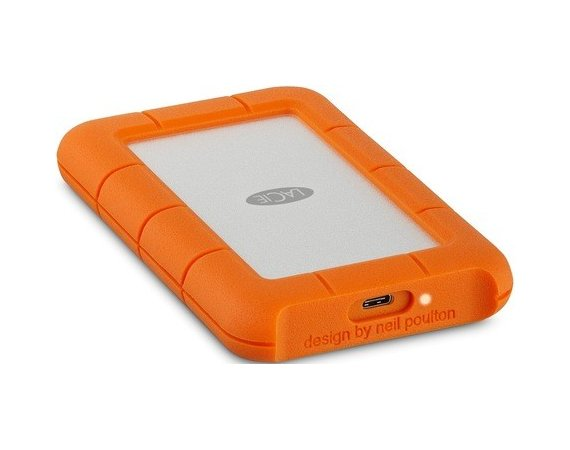LaCie Rugged USB 3.1C 2 TB 2,5'' STFS2000800