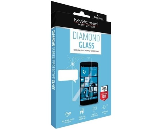 MyScreen Protector  DIAMOND Szkło do HUAWEI P8 Lite