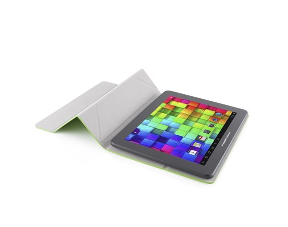 "MODECOM SQUID 9.7"" ZIELONY FUTERAŁ NA TABLET"