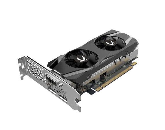 ZOTAC Karta graficzna GeForce GTX 1650 GAMING Low Profile 4GB GDDR5 128BIT HDMI/DVI-D/DP