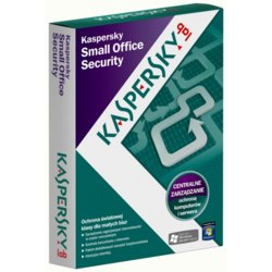 Kaspersky Small Office Security 1Y 5WS + 1SVR  KL4533PBEFS