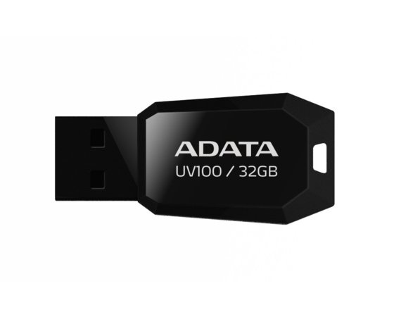 Adata Pendrive DashDrive Value UV100 32 GB USB2.0 czarny