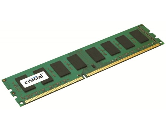 Crucial DDR4 4GB/2400 CL17 SR x8 288pin