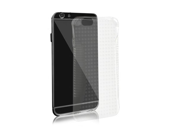 Qoltec Etui na iPhone 5/5S | TPU | Anti Shock