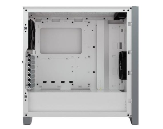 Corsair Obudowa 4000D Airflow TG White Mid Tower ATX