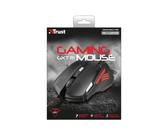 Trust GXT 111 Gaming Mouse