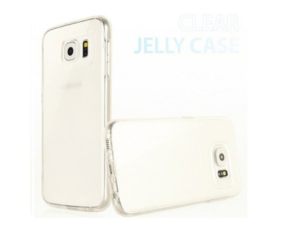 Mercury Etui CLEAR Jelly Samsung S7 G930