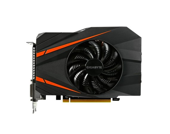 Gigabyte GeForce GTX 1060 Mini ITX OC 6GB DDR5 192BIT 2DVI/HDMI/DP