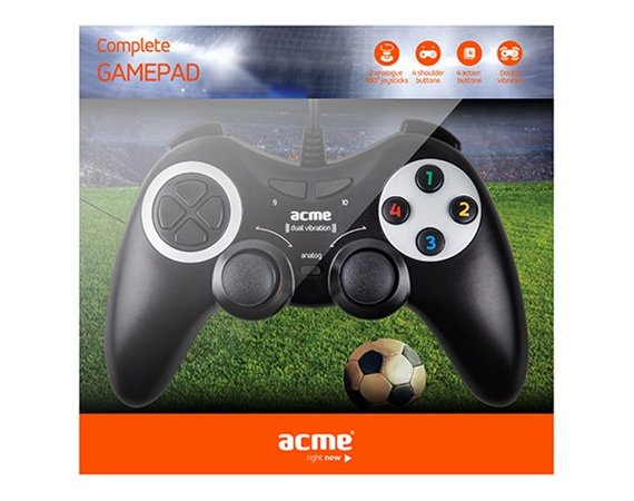 ACME Europe Gamepad do PC GA08 Complete