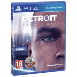 Sony Gra PS4 Detroit PL