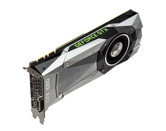 Asus GeForce GTX 1080 8G DDR5 256BIT DVI/HDMI/DP BOX