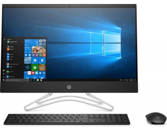 HP Inc. Komputer All-In-One 24-f0021nw i5-8250U 1TB 8G W10H 23,8cala 5SX74EA