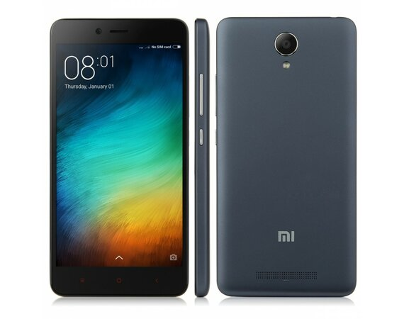XIAOMI Redmi Note 2 32GB DS. Black