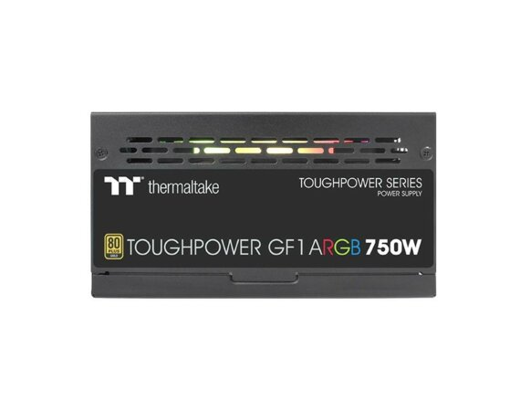 Thermaltake zasilacz PC - Toughpower GF1 ARGB 750W Gold TT Premium Edition