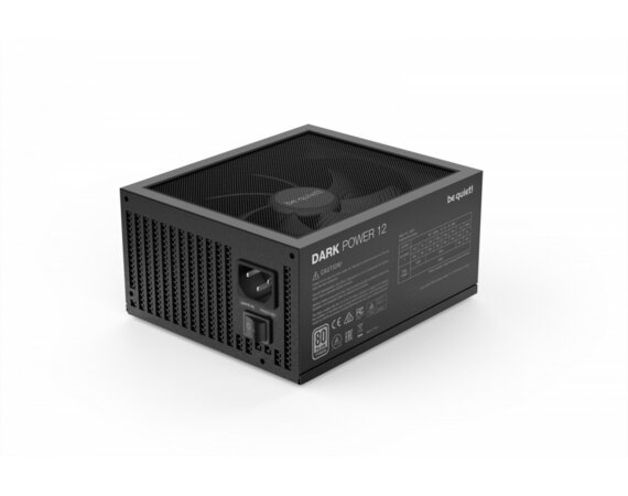 Be quiet! Zasilacz modularny Dark Power 12 850W 80+ Titanium BN315