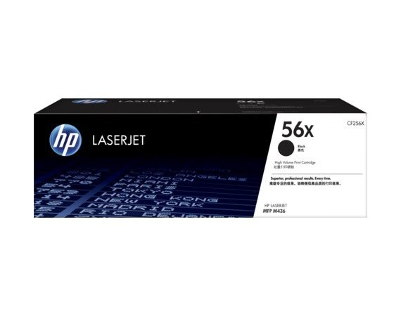 HP Inc. Toner Cartridge 56X Czarny CF256X