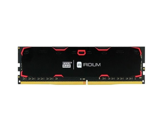 GOODRAM DDR4 IRIDIUM 8GB/2133 15-15-15 1024*8 Czarny