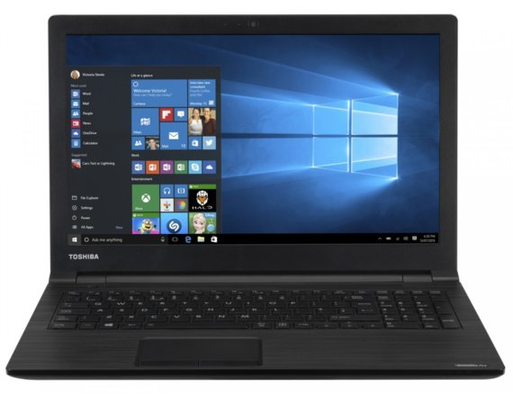 "Toshiba Satellite Pro R50-E-108 WIN10 i3-7130/4GB/500GB/IntHD/DVD/4-cell/15.6"" HD"