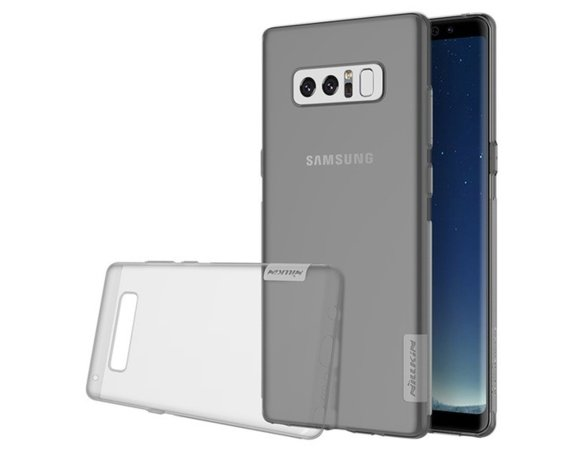 Nillkin Etui Nature Samsung Galaxy Note 8 Grey