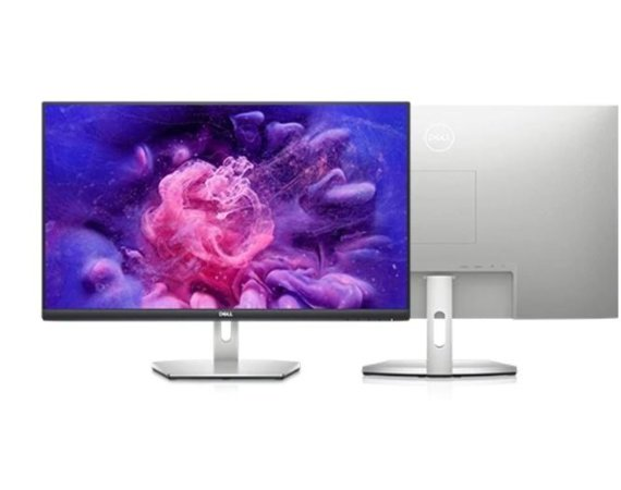 Dell Monitor S2721D 27 cali IPS LED QHD (2560x1440)/16:9/2xHDMI/DP/Speakers/3Y PPG