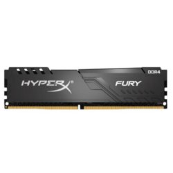 HyperX Pamięć DDR4 HyperX Fury Black 16GB/2400 CL15