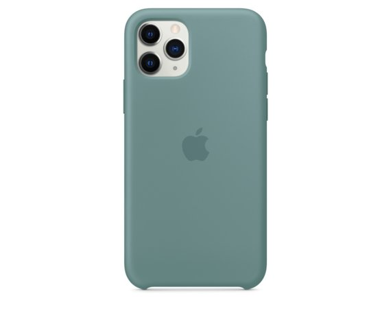 Apple Silikonowe etui do iPhone 11 Pro -kaktusowe