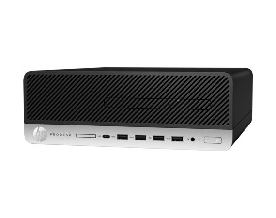 HP Inc. ProDesk 600SFF G3 i5-7500 500/8G/DVD/W10P  1JS67AW