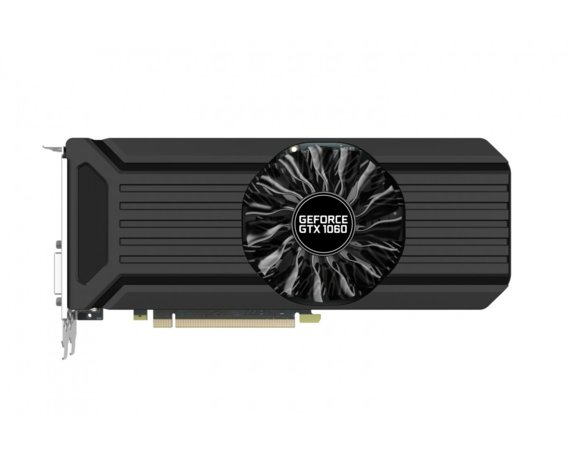 Palit GeForce GTX 1060 StormX 3GB DDR5 192BIT DVI-D/HDMI/3DP