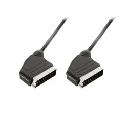 LogiLink Kabel audio/video typu Scart, 3 m
