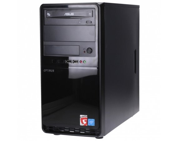 OPTIMUS Platinum GH110T i3-7100/4GB/1TB/DVD/W10P