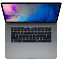 Apple MacBook Pro 15 Touch Bar, i7 2.2GHz 6-core/32GB/256GB SSD/Radeon Pro 555X 4GB - Space Grey MR932ZE/A/R1