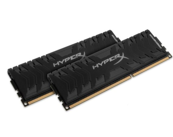 HyperX DDR4 Predator 16 GB/3333(2*8GB) CL16 Black