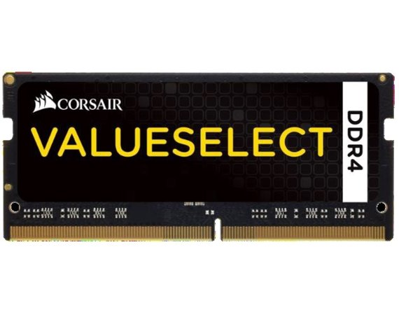 Corsair Pamięć DDR4 SODIMM 16GB/2133 (1*16GB) CL15-15-15-36  Laptop