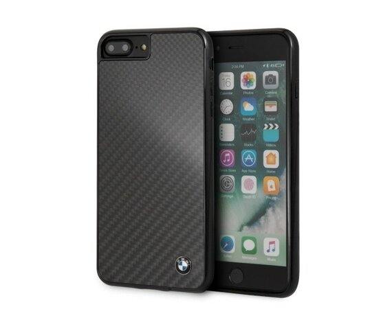BMW Etui hardcase BMHCI8LMBC iPhone 7/8 Plus czarny