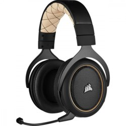 Corsair Słuchawki HS70 Pro Wireless Headset Cream