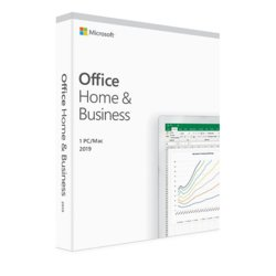 Microsoft Office Home & Business 2019 ENG P6 Win/Mac T5D-03308            Stary P/N:T5D-03216